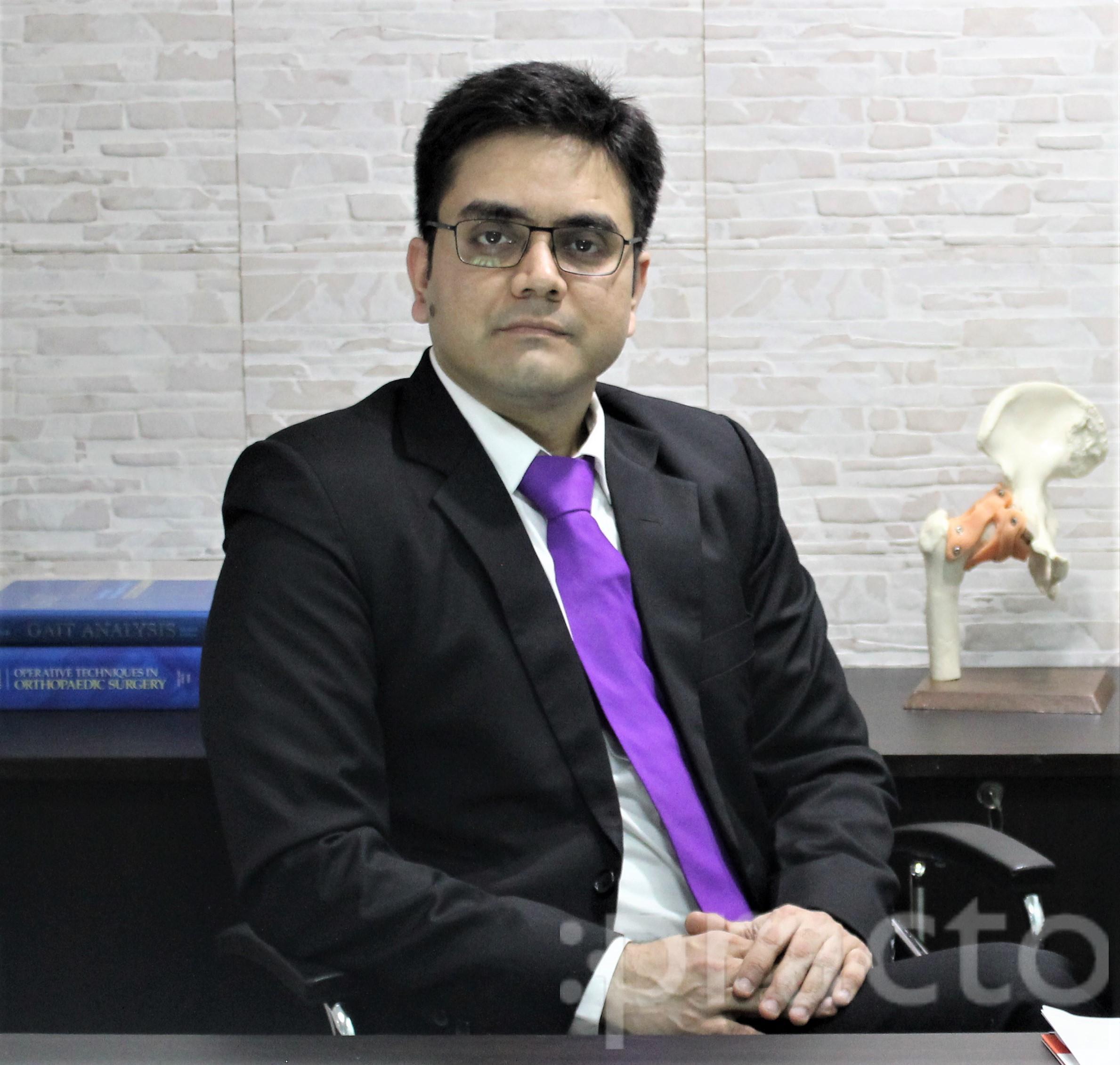Dr. Abhishek Jain - Orthopedist