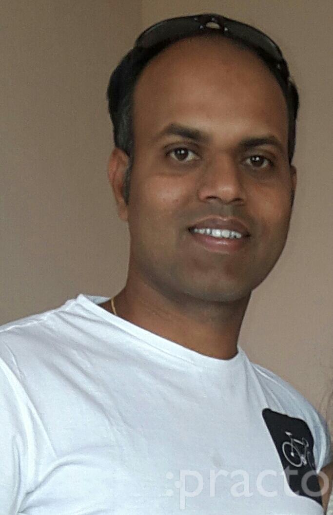 Dr.Abhishek Joshi(P.T.) - Physiotherapist