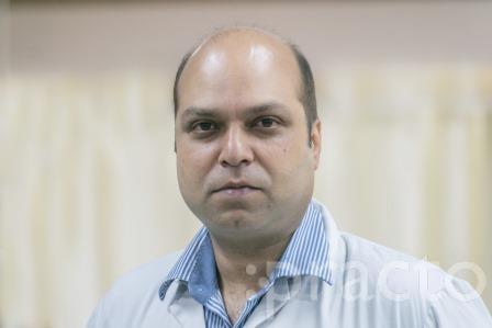Dr. Abhishek Kumar Mishra - Orthopedist