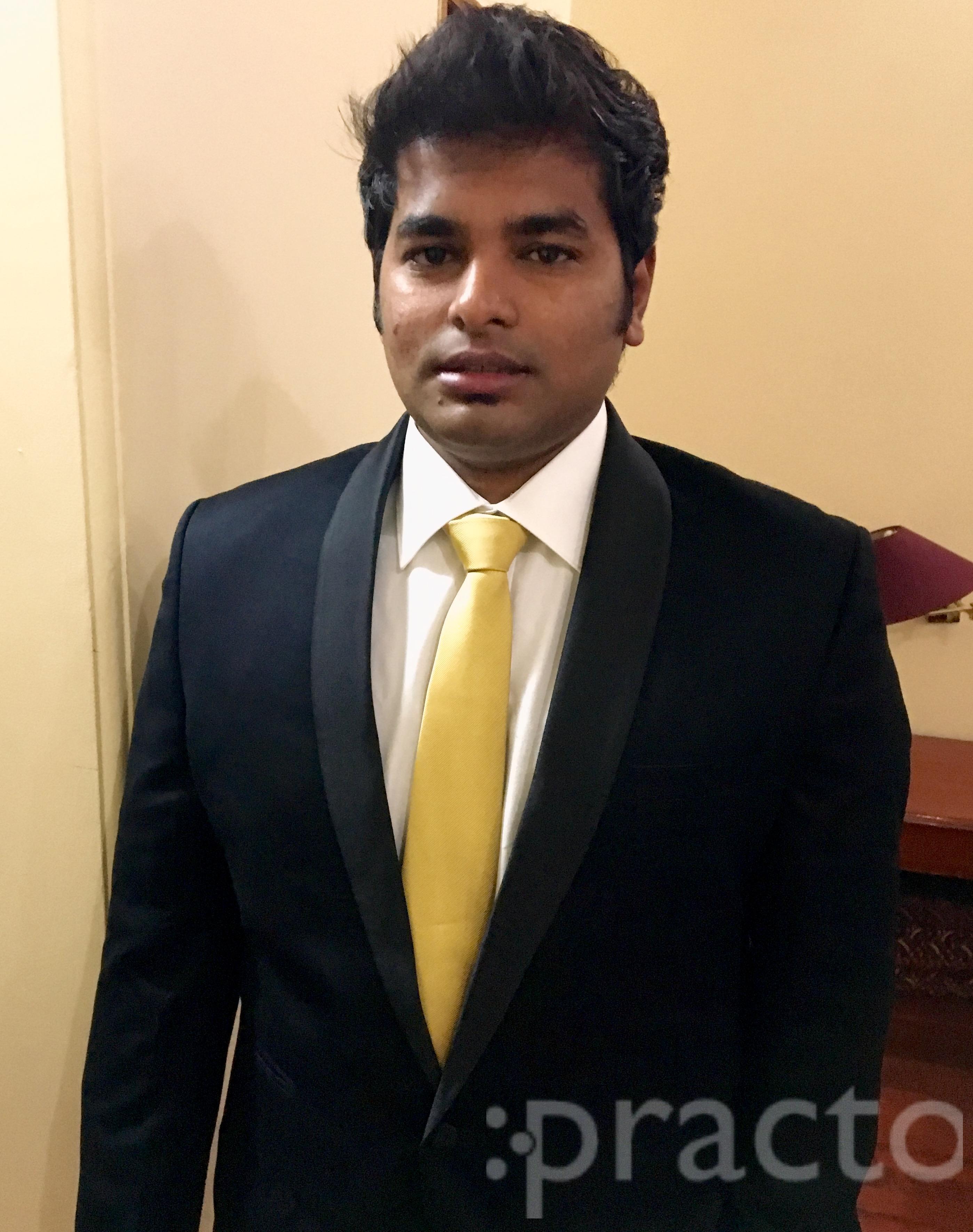 Dr. Abhishek Poddaturi - Dentist