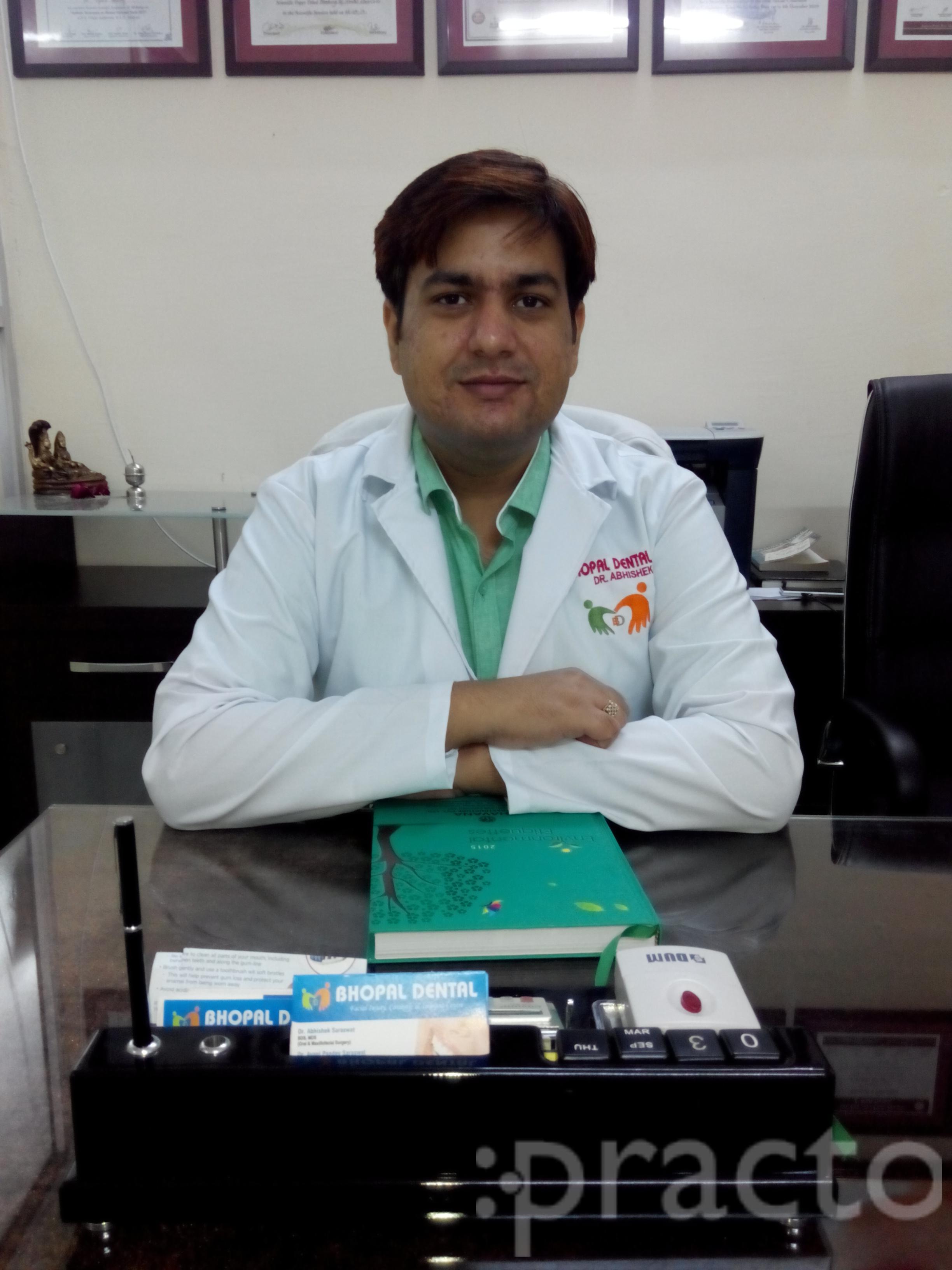 Dr. Abhishek Saraswat - Dentist