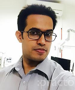 Dr. Abhishek Shandilya - Dentist