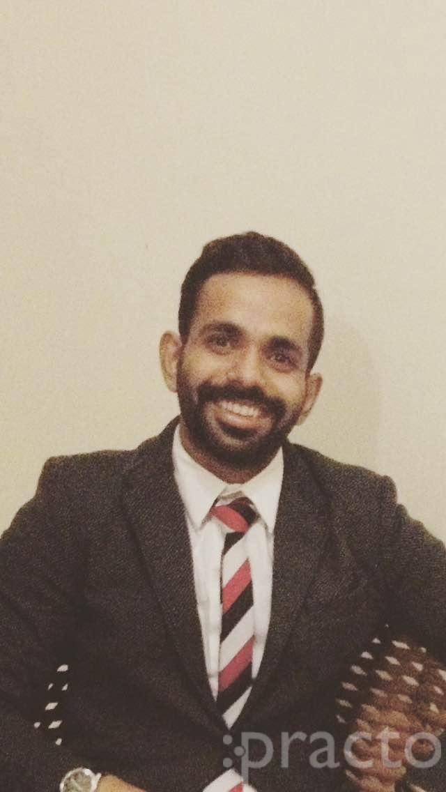 Dr. Abhishek Singh Chauhan - Dentist