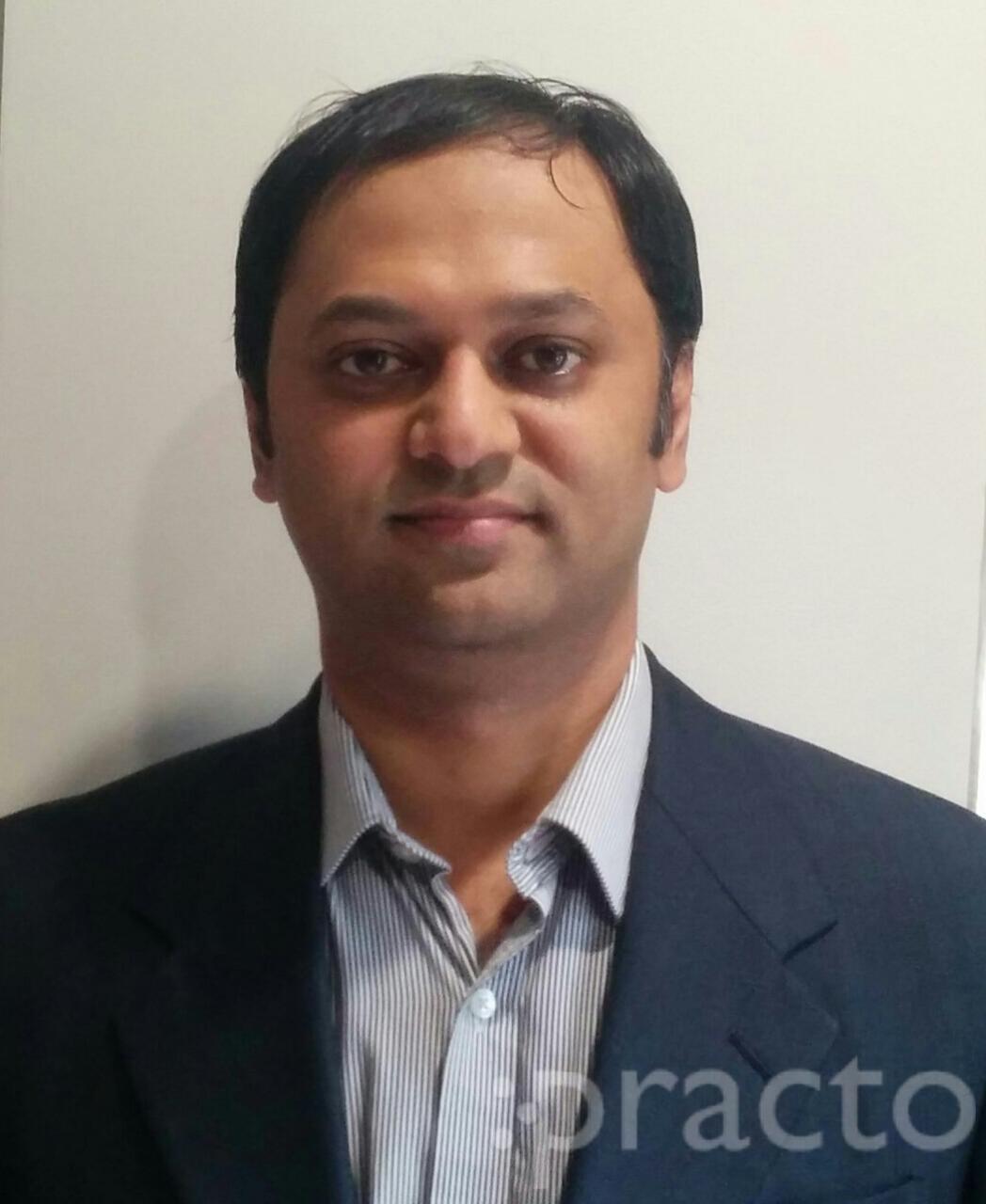 Dr. Adarsh C K - Gastroenterologist