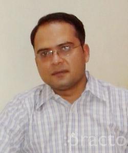 Dr. Adarsh Parashar - Dentist