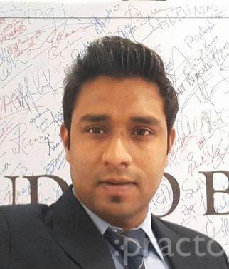 Dr. Adil Abdulla Habib - Dentist
