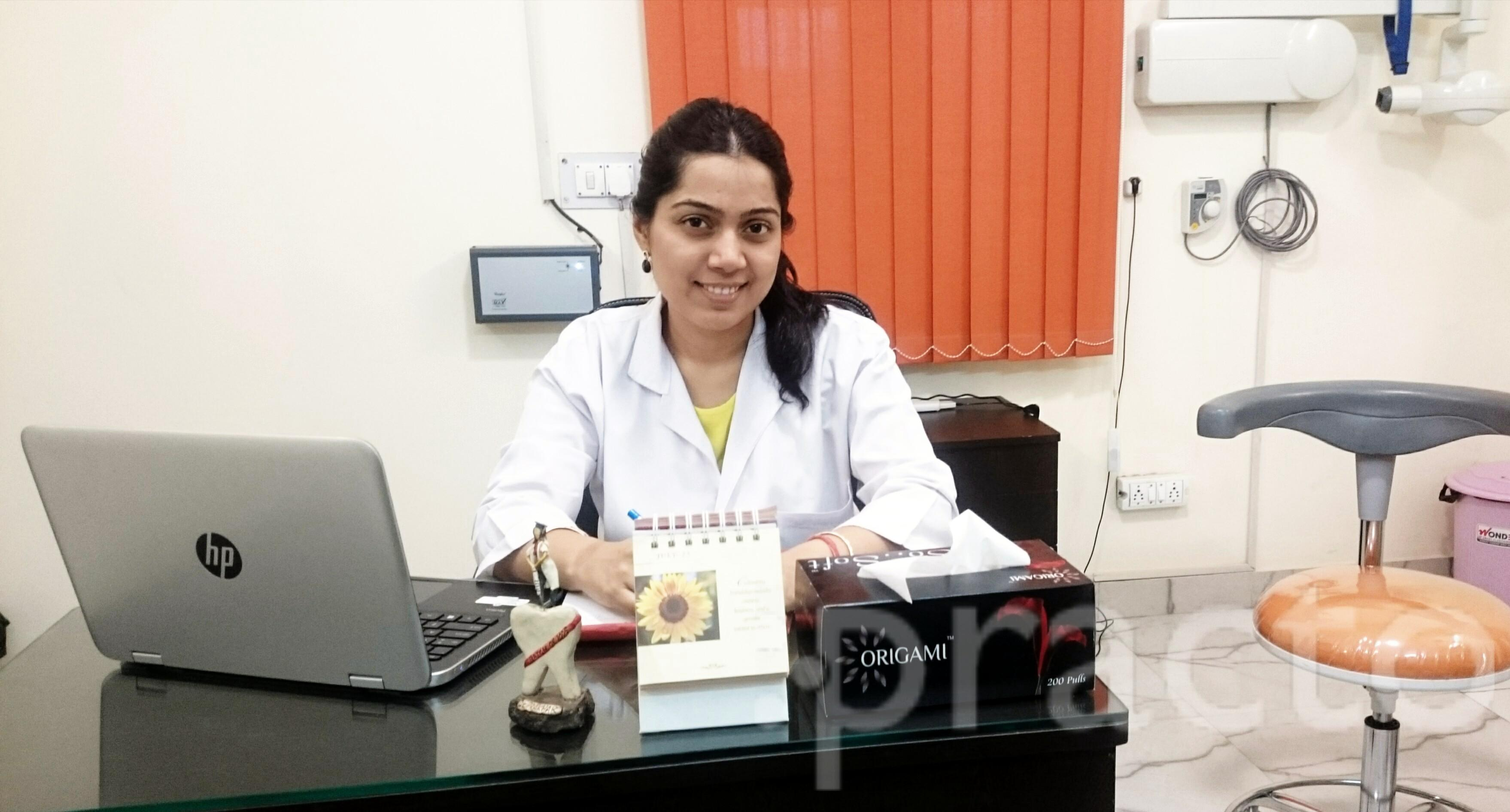 Dr. Aditi Dhaundiyal - Dentist