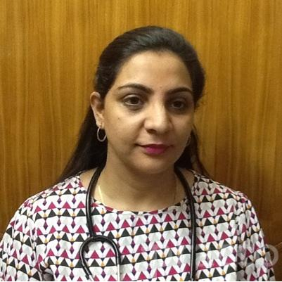 Dr. Aditi Singh - Pediatrician