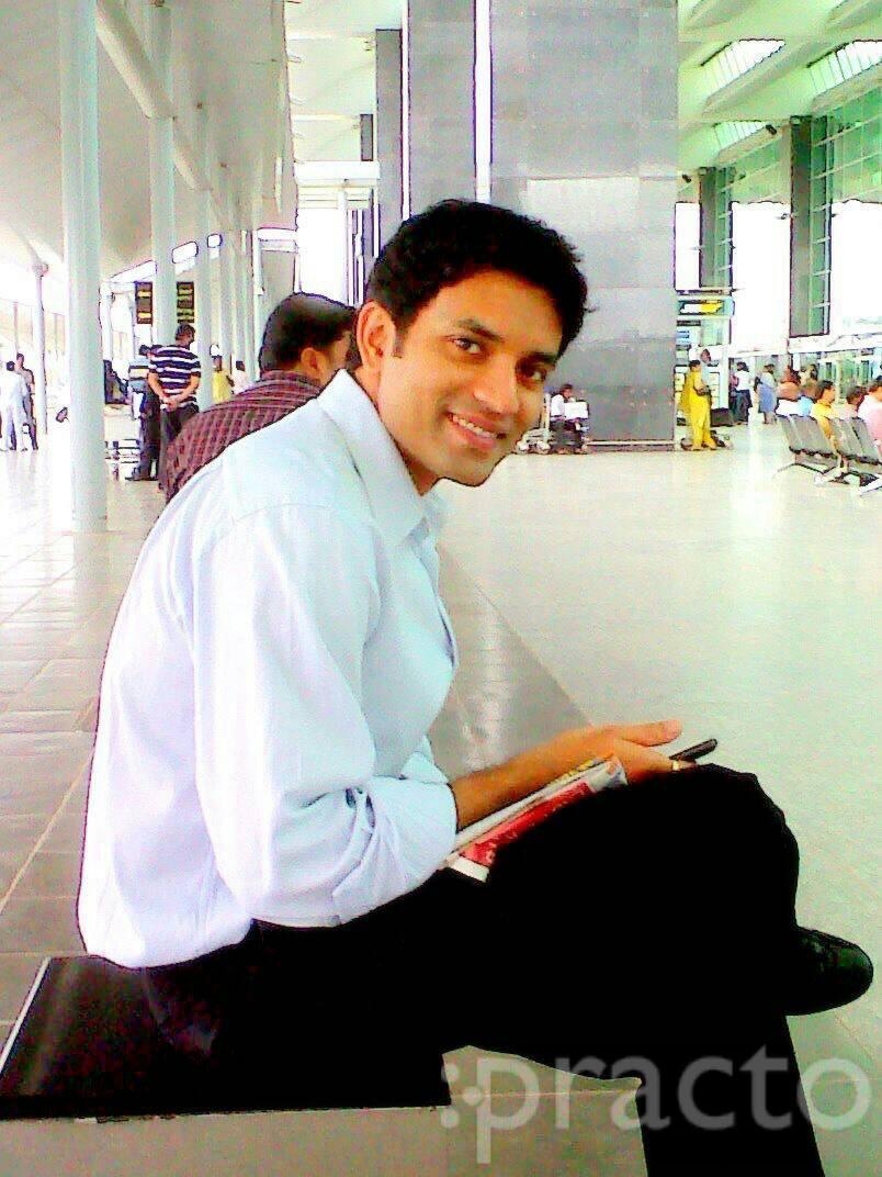 Dr. Aditya Shahabadi - Dentist