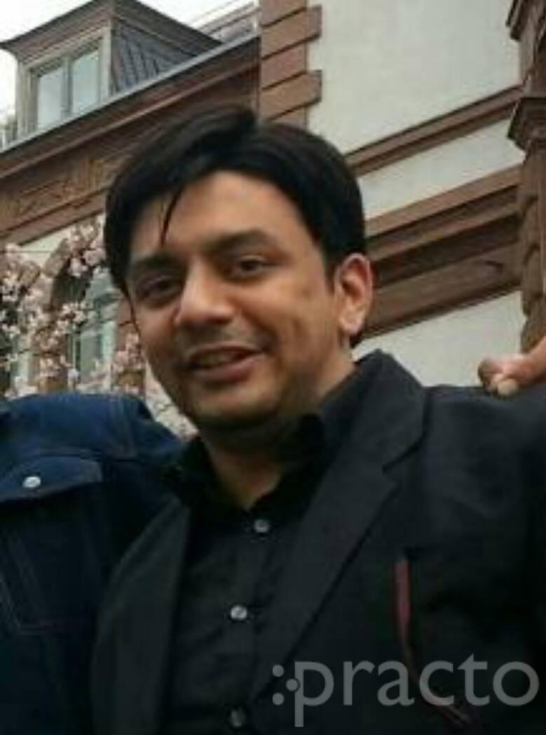 Dr. Aditya Yeolekar - Ear-Nose-Throat (ENT) Specialist