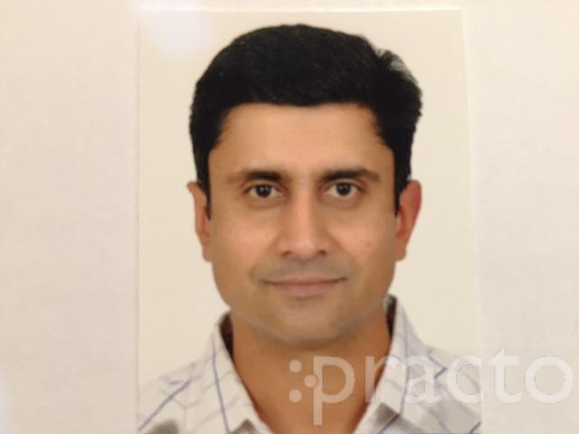 Dr. Agnish Rajesh - Dentist