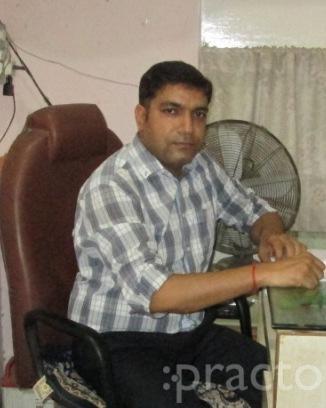 Dr. Ajat Shatru Tiwari - Homoeopath