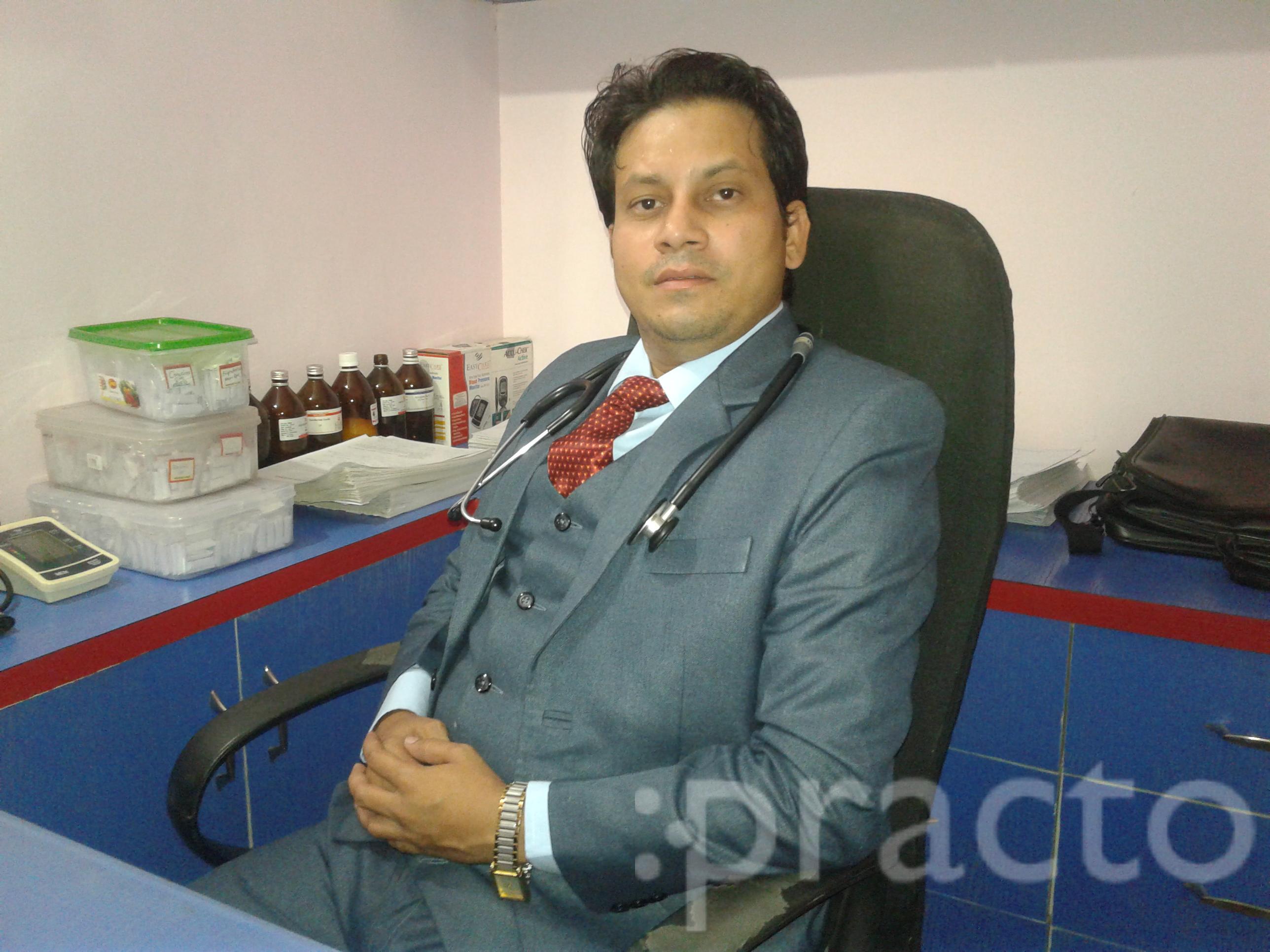 Dr. Ajay C Kamble - Homeopath