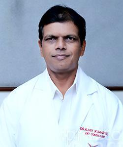 Dr. Ajay Kumar Neeli - Ear-Nose-Throat (ENT) Specialist