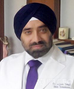 Dr. Ajeet Singh - Dermatologist