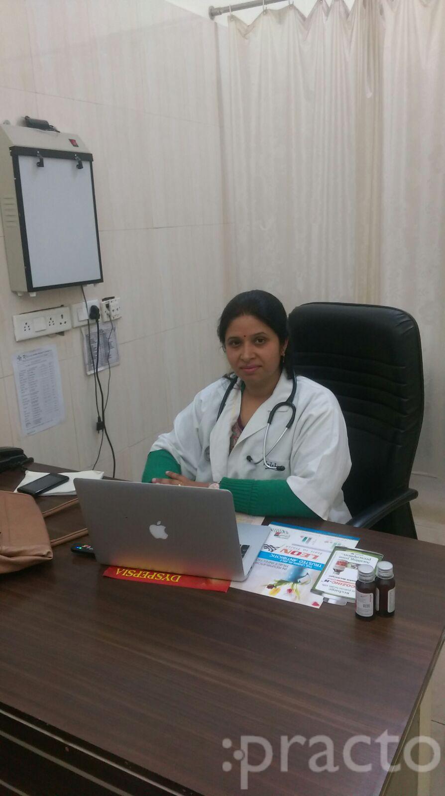 Dr. Akanksha Mishra - Gynecologist/Obstetrician