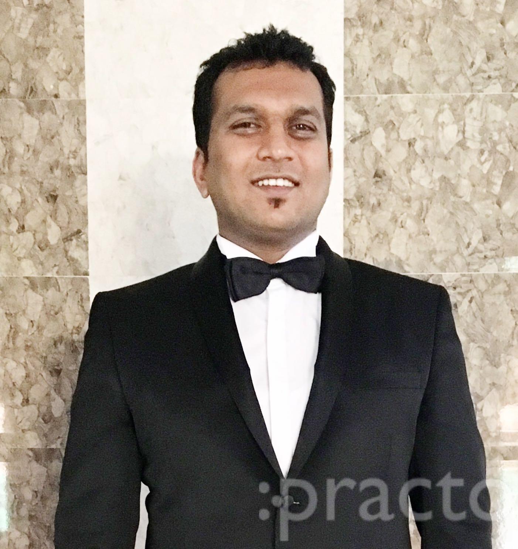 Dr. Akarsh. S. Bilimagga - Dentist