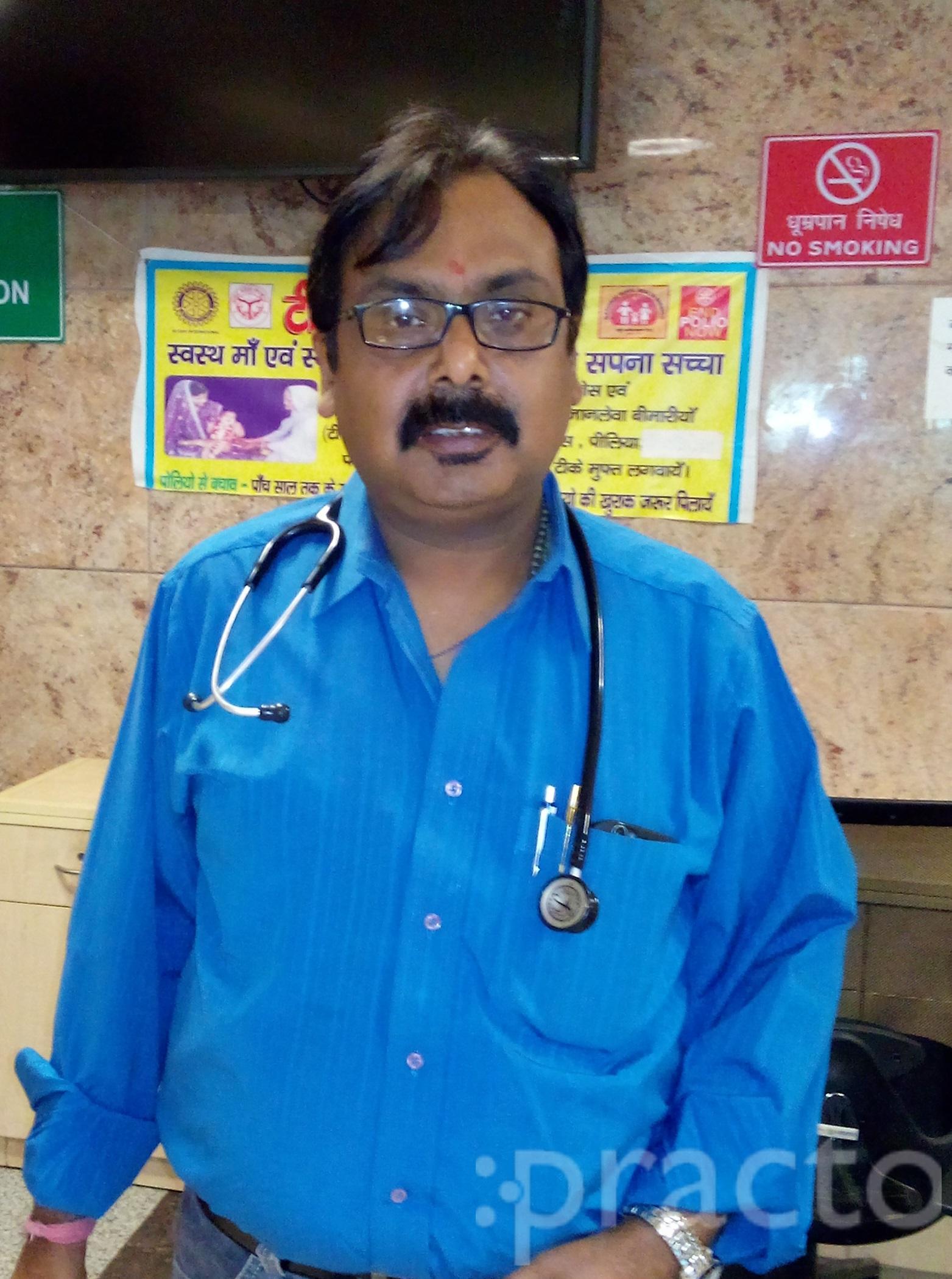 Dr. Akash Raj - Pediatrician