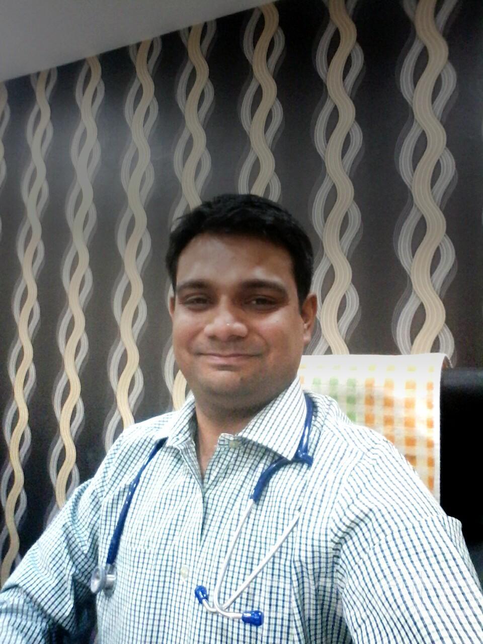 Dr. Akhil Singh - Pediatrician