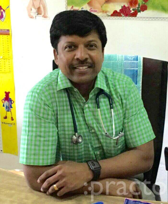 Dr. Albert - Pediatrician