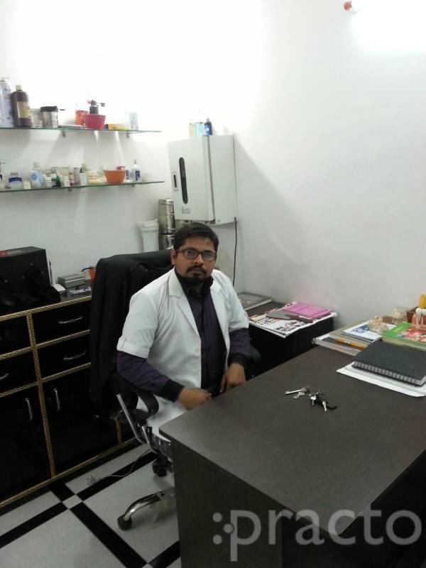 Dr. Ali Murtuza - Dentist