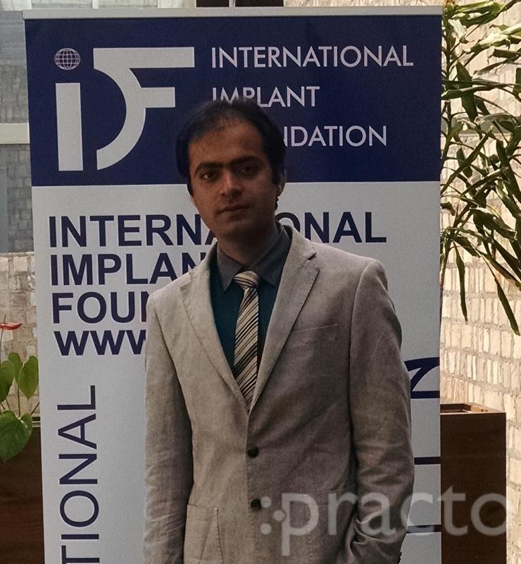 Dr. Aman Ahuja - Dentist