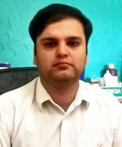Dr. Aman Singh Rana - Dentist