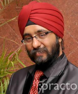 Dr. Amandeep Singh Narang - Orthopedist