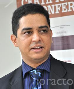 Dr. Amarjeet - Ophthalmologist