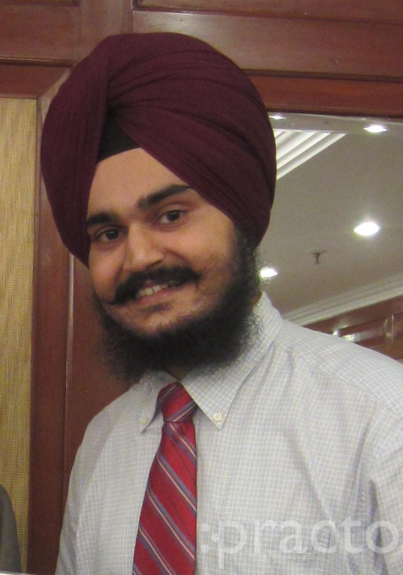 Dr. Amarjeet Singh - Dentist