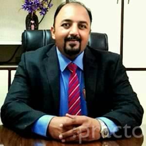 Dr. Ambarish Saraf - Orthopedist