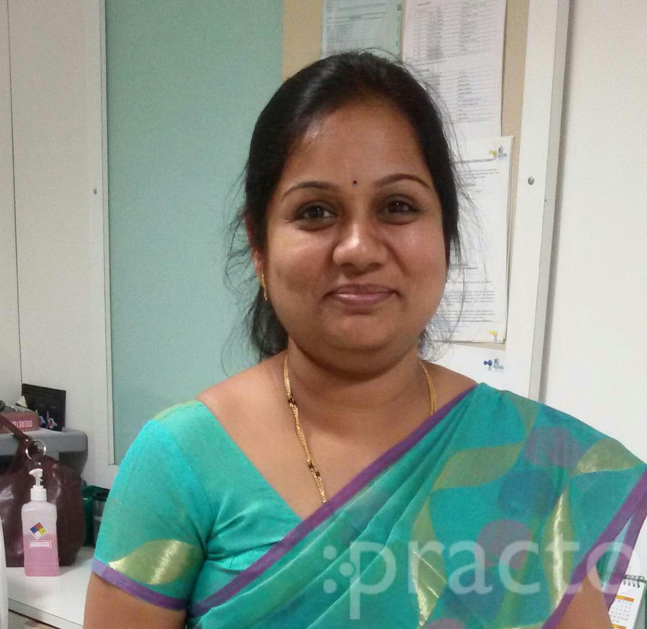 Dr. Ambika V - Gynecologist/Obstetrician