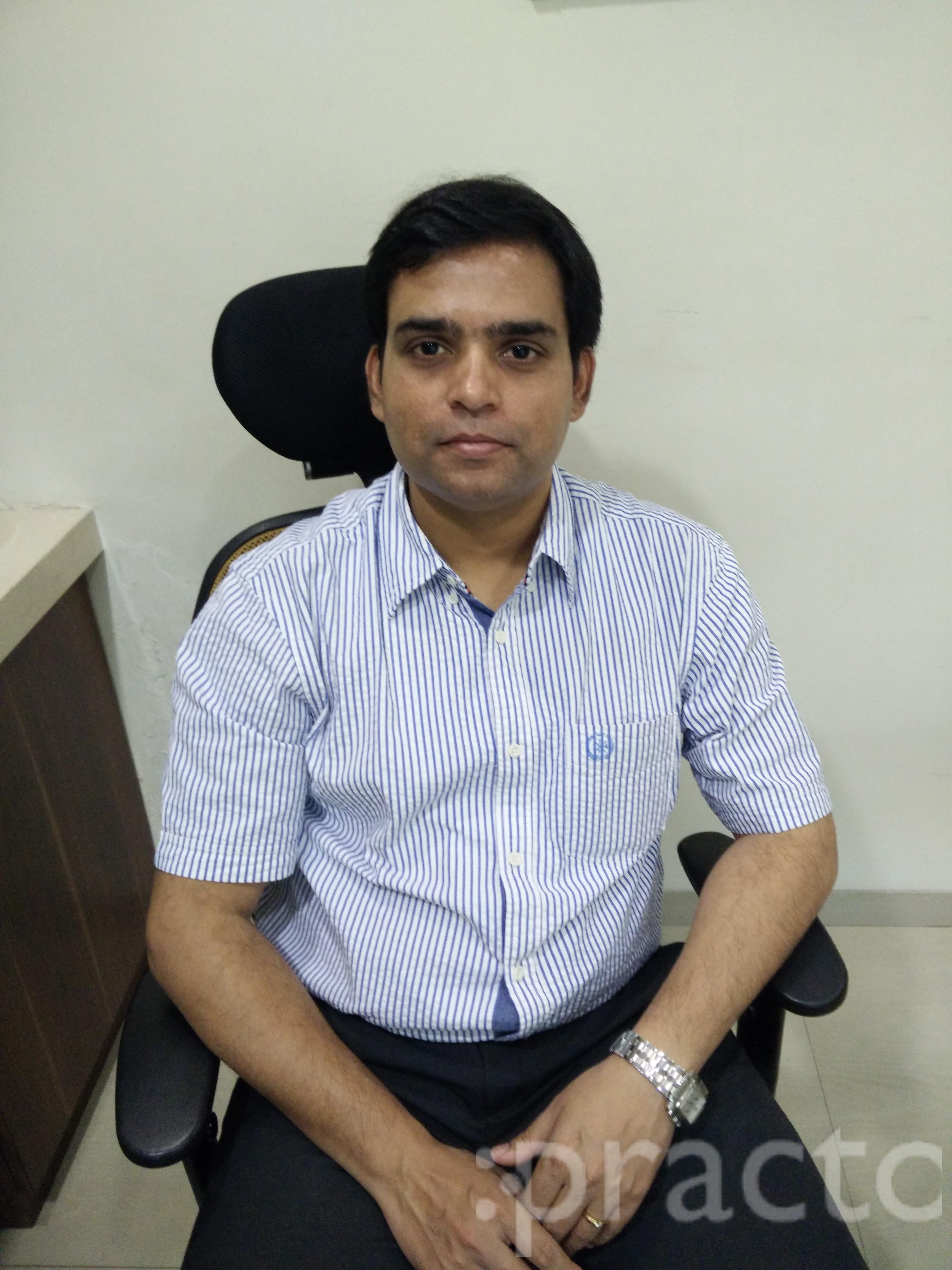 Dr. Ameet Pradhan - Ear-Nose-Throat (ENT) Specialist