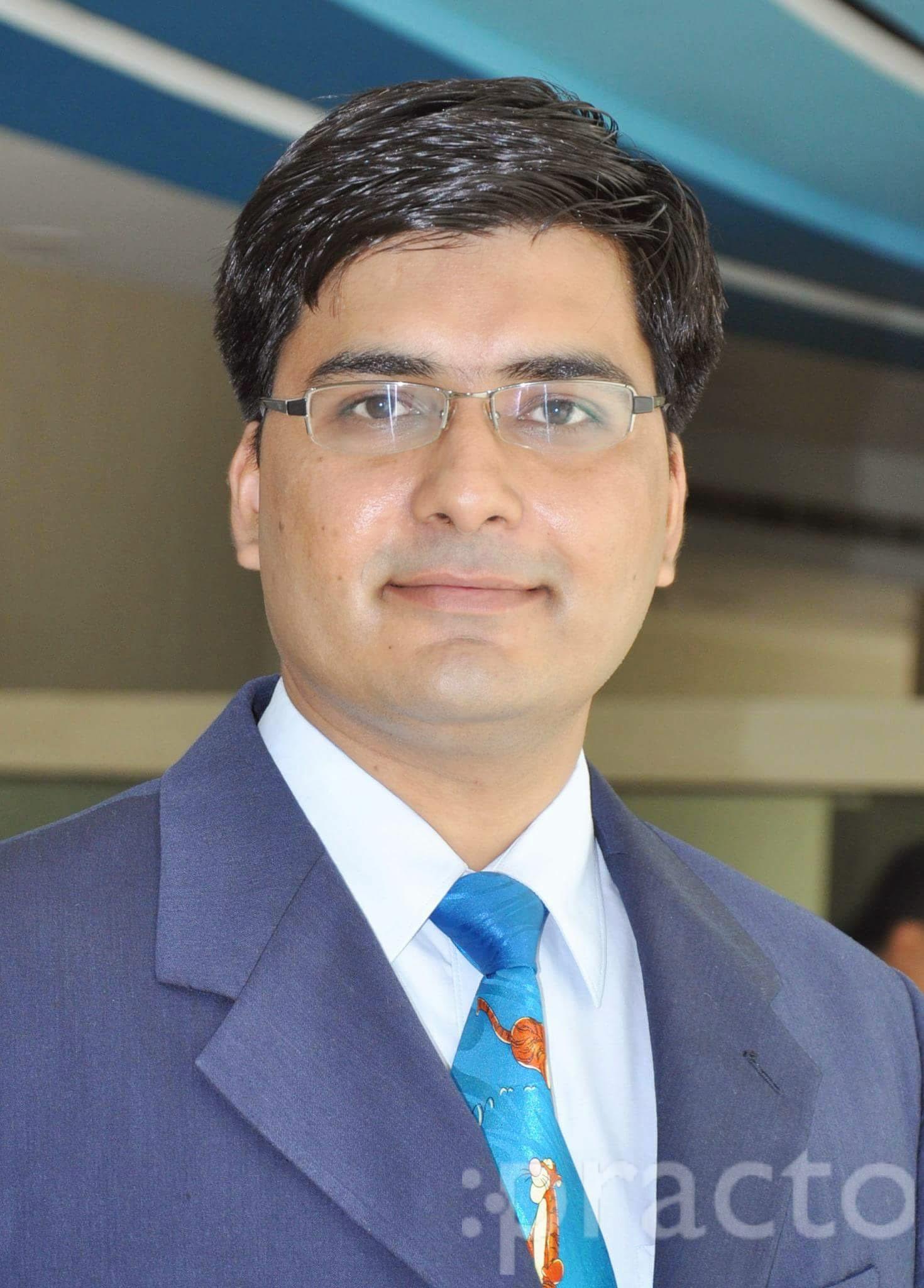 Dr. Amit Bishnoi - Pediatrician