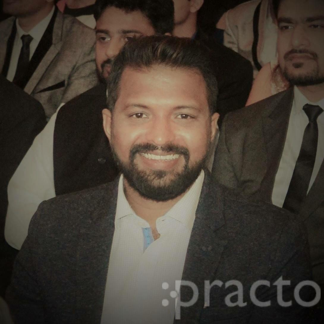 Dr. Amit Daiv - Dentist