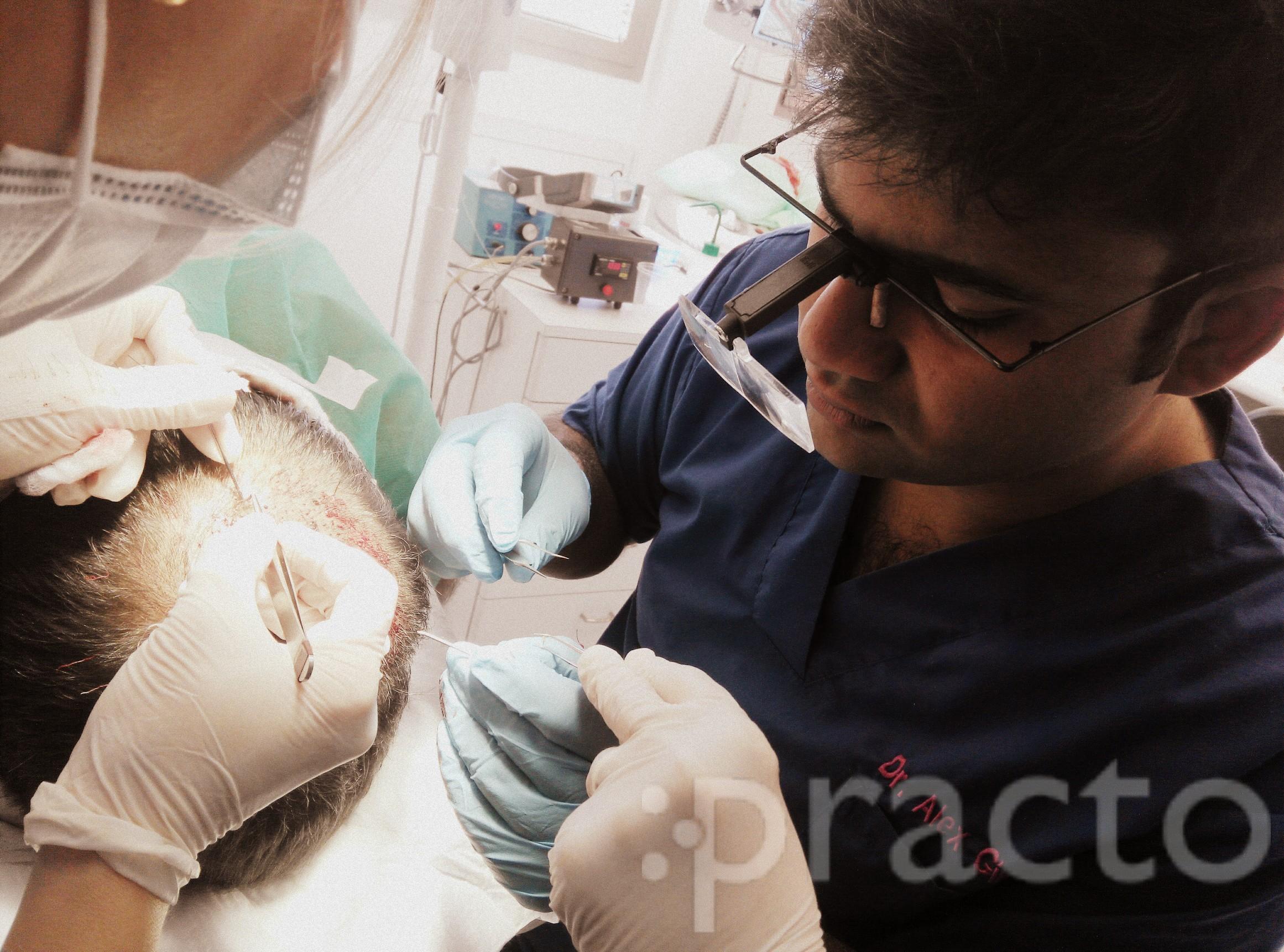 Dr. Amit Kerure - Dermatologist