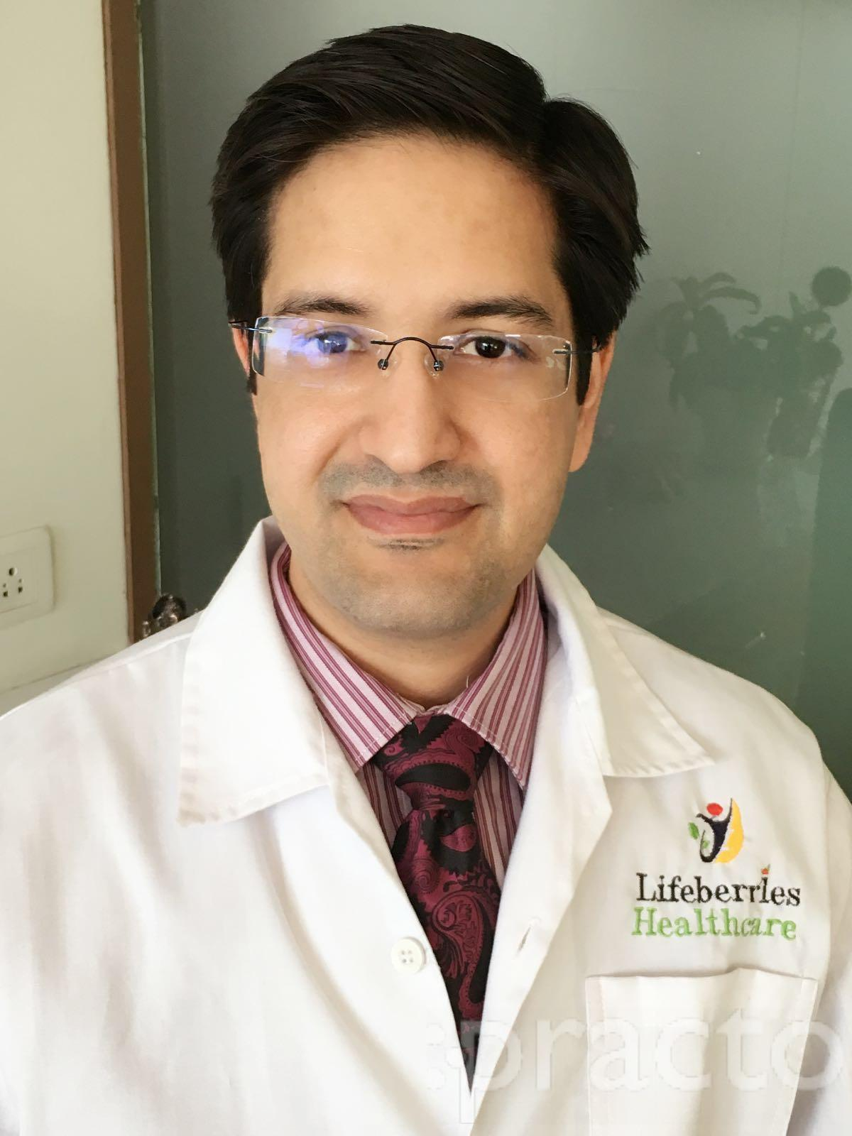Dr. Amit Luthra - Radiologist