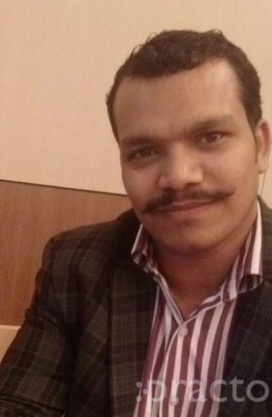 Dr. Amit Sishodia (PT) - Physiotherapist