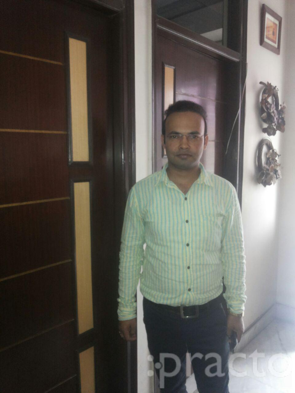 Dr. Amit Singh - Physiotherapist