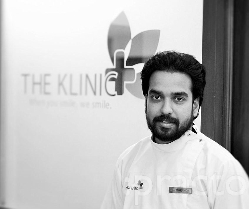 Dr. Amit Singh - Dentist