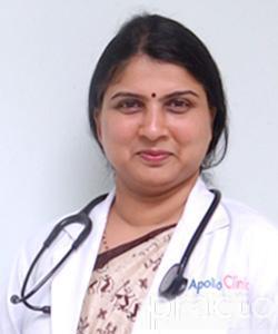 Dr. Amita Bhandarkar - Internal Medicine