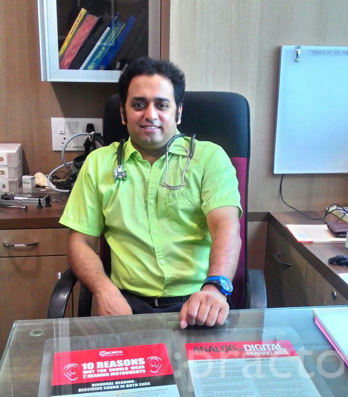Dr. Amod Borkar - Psychiatrist