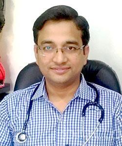Dr. Amol Subhash Bhor - Pediatrician