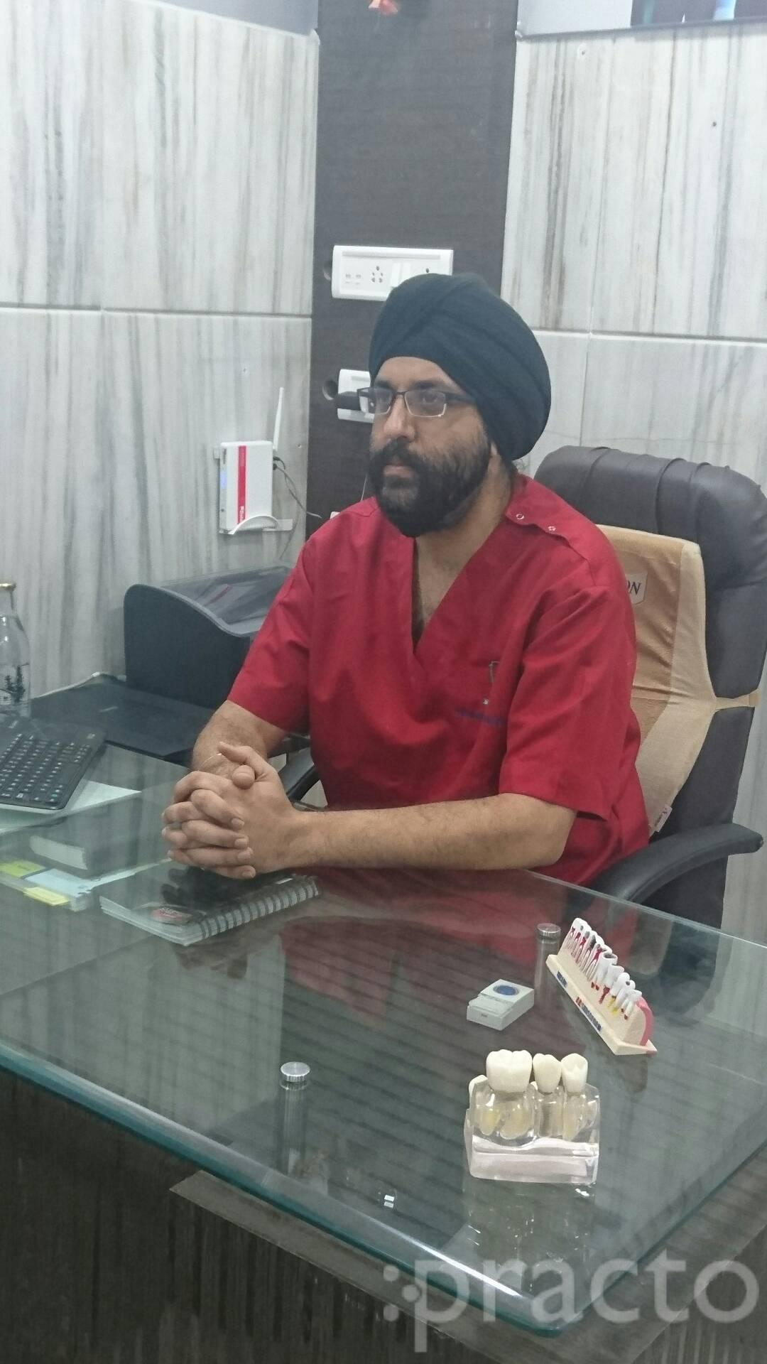 Dr.Balpreet S Anand - Dentist