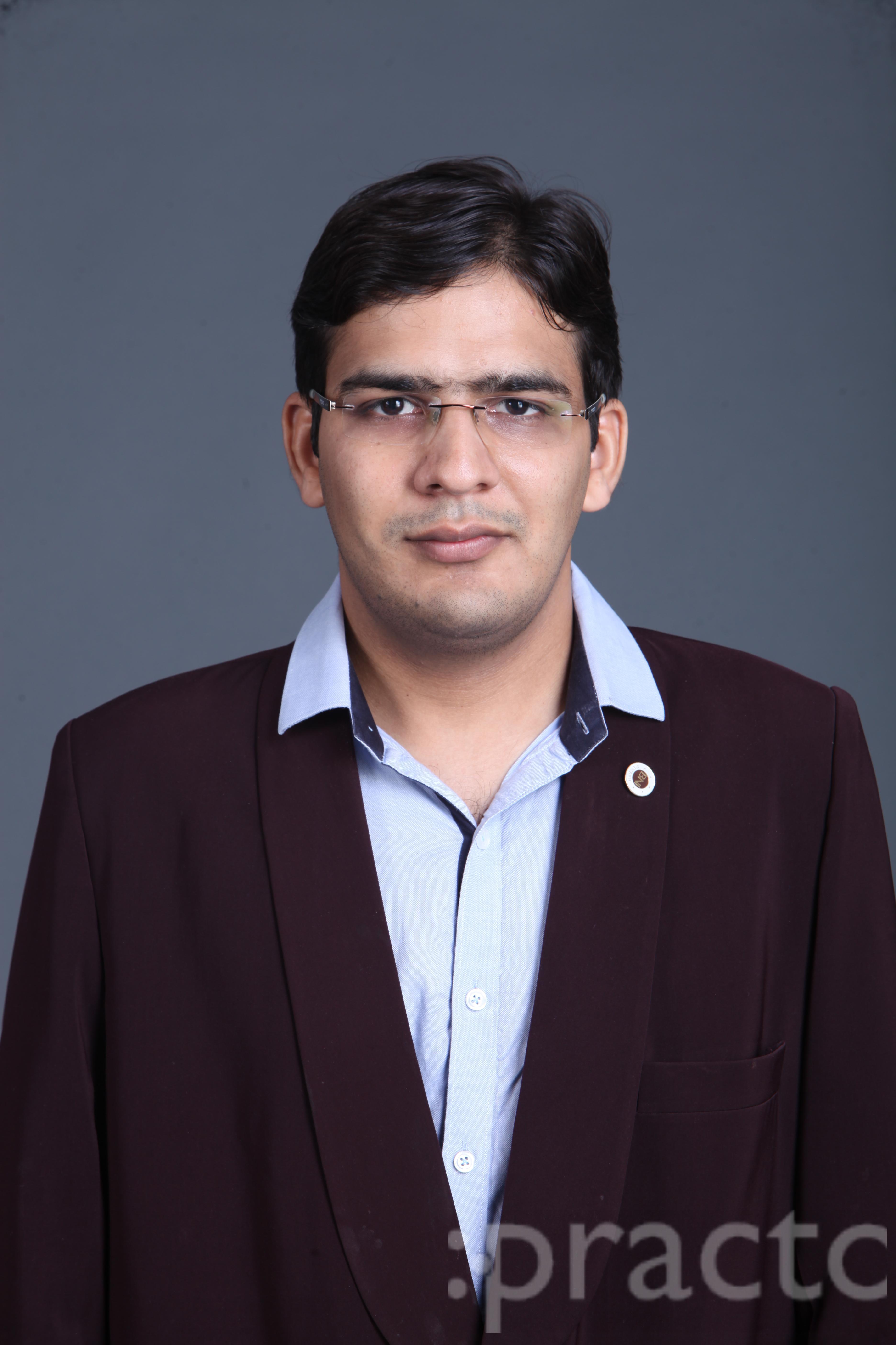 Dr. Anand Bhansali - Dentist