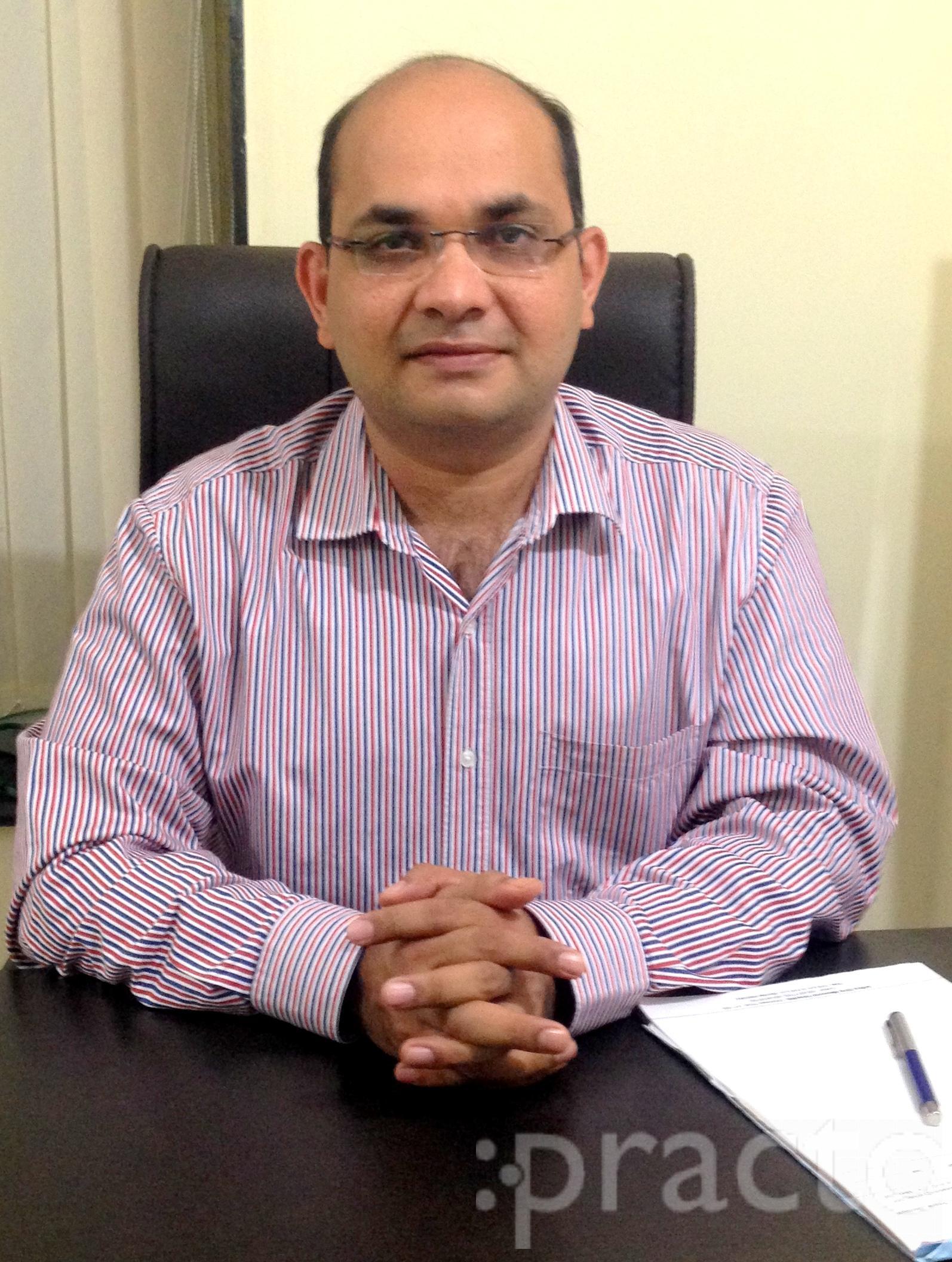 Dr. Anand Dharaskar - Urologist