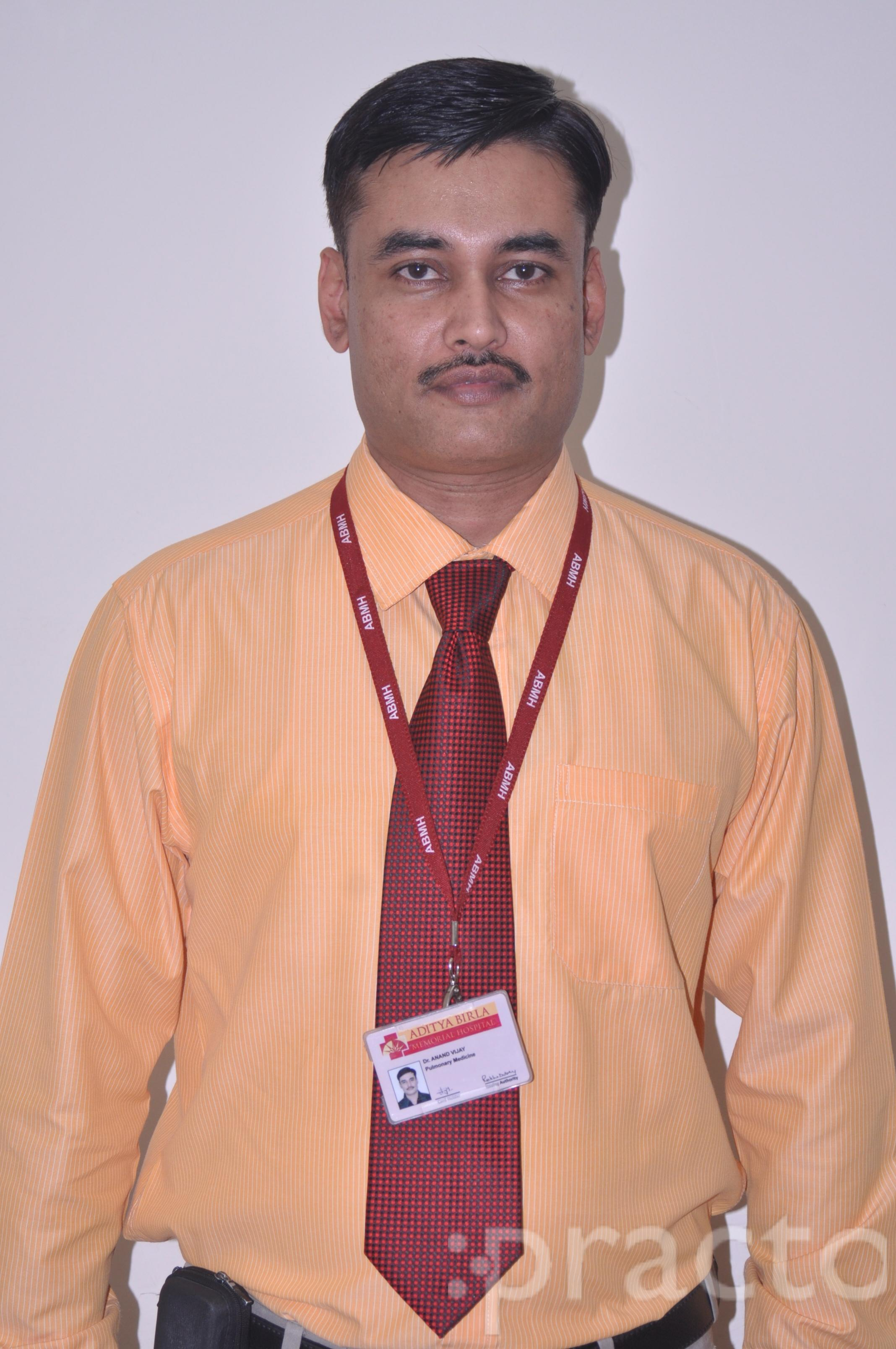 Dr. Anand Vijay - Pulmonologist