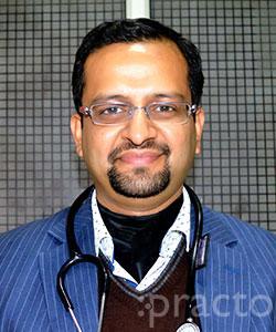 Dr. Anant Gupta - Pulmonologist