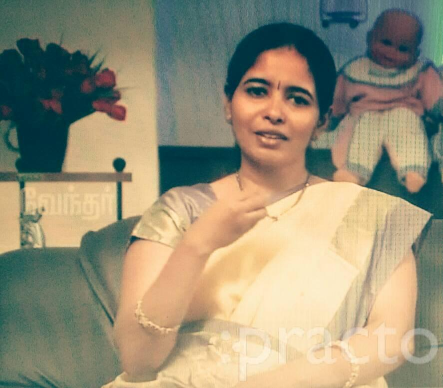 Ms. Ananthi Ragupathy - Psychologist