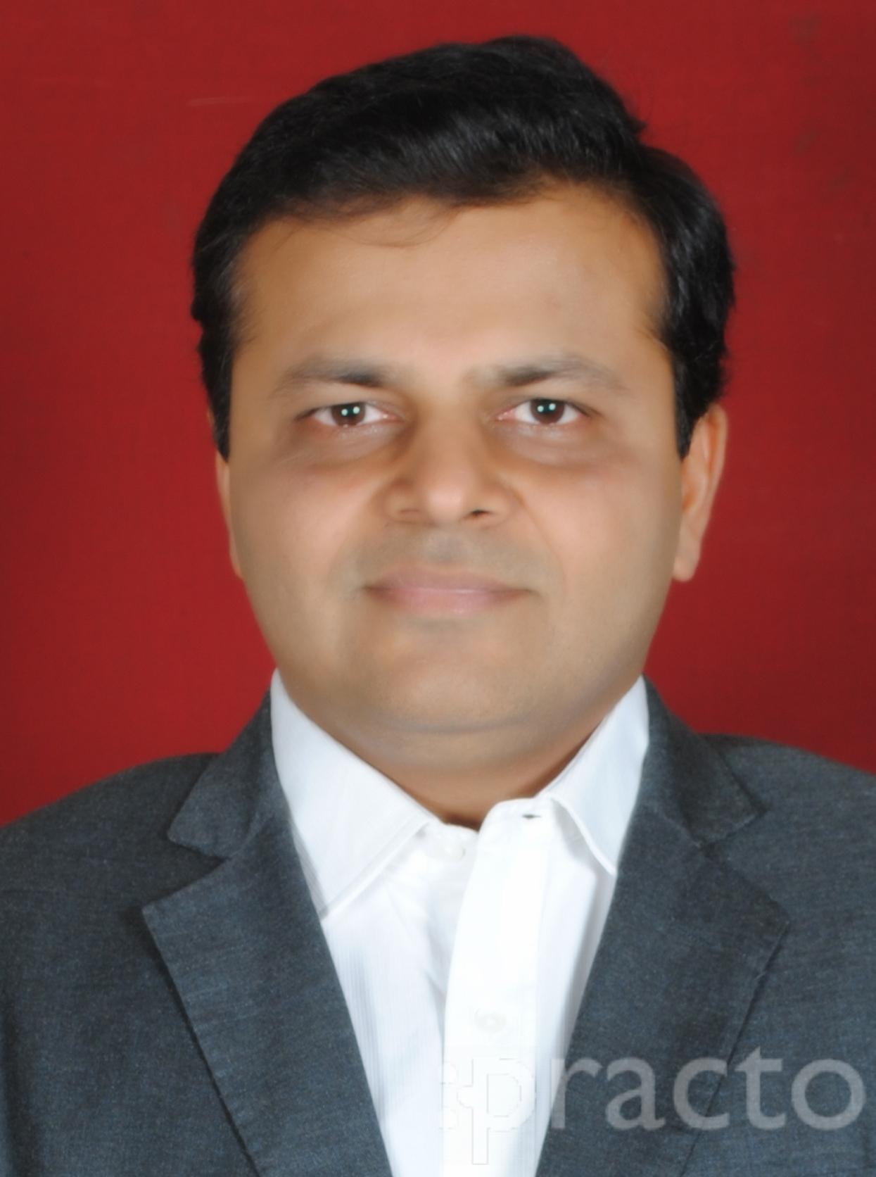 Dr. Aniket Shah - Orthopedist